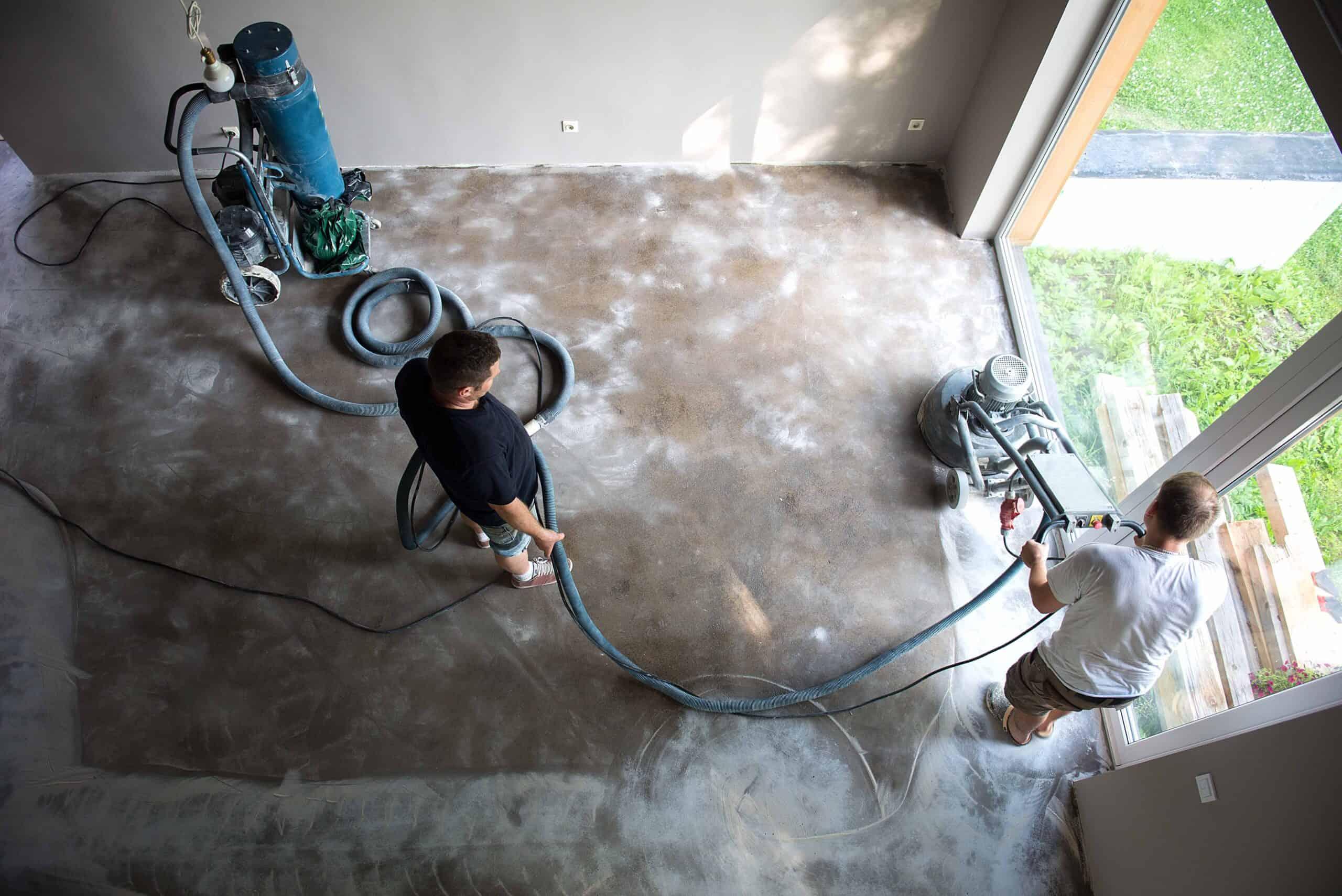 Concrete Resurfacing Professionals Brisbane Paddington QLD